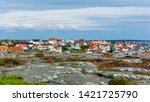 Colorful Houses On Coast Of...