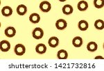seamless pattern  texture from... | Shutterstock .eps vector #1421732816