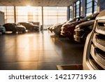 New Cars At Sunlit Dealer...