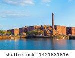 liverpool  uk   may 17 2018 ... | Shutterstock . vector #1421831816