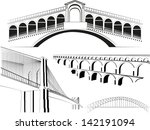 american,aqueduct,arch,architecture,bridge,bridge construction,bridge icon,bridge vector,brooklyn bridge,channel,city,construction,engineering,european,famous