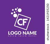 cf company linked letter logo...