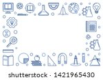 education concept vector... | Shutterstock .eps vector #1421965430