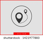 map icons. marker pointer. pin...