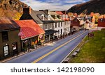 Historic Buildings And Shops O...