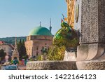 pecs  hungary   june 2019 ... | Shutterstock . vector #1422164123