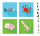 vector illustration of product... | Shutterstock .eps vector #1422249890