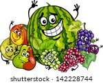 cartoon vector illustration of...   Shutterstock .eps vector #142228744