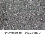 dark asphalt seamless tileable... | Shutterstock . vector #142234810