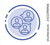focus group  business  focus ... | Shutterstock .eps vector #1422398906