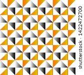 colorful tile pattern   vector | Shutterstock .eps vector #1422472700