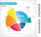 colorful vector design for... | Shutterstock .eps vector #142248508