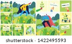 vector illustration eco... | Shutterstock .eps vector #1422495593