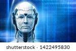 robot woman technology...
