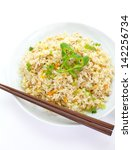 fried rice an excellent side...