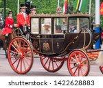 london uk. june 2019. queen... | Shutterstock . vector #1422628883