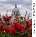 london uk  june 2019. view from ... | Shutterstock . vector #1422629669