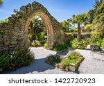 The Ruined Archway Of The Old...