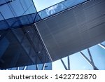 abstract architecture... | Shutterstock . vector #1422722870