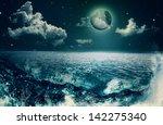 Beauty Ocean  Abstract Natural...