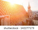 St. Stephen Cathedral Roof