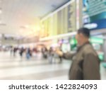 blurred image abstract... | Shutterstock . vector #1422824093
