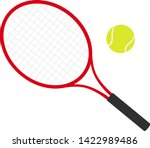 This Is A Tennis Racket And...