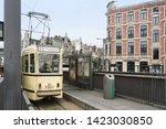 antwerp  belgium   may 18  2019 ... | Shutterstock . vector #1423030850