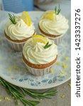 Sweet Pastry Delicious Lemon...