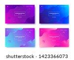 blue  purple  pink gradient...