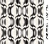 vector seamless pattern.... | Shutterstock .eps vector #142344958
