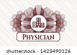 red money style emblem or...   Shutterstock .eps vector #1423490126