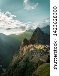 Stock photo peru an amazing country macchu pichu salt mines cusco lima 1423628300