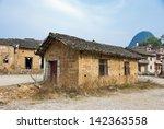 Abandoned Mud Bricks House In...