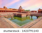 agra  india  may 29 2019 ...   Shutterstock . vector #1423791143