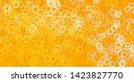2d illustration. abstract... | Shutterstock . vector #1423827770