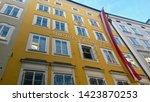 Salzburg  Austria   November 8  ...