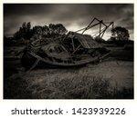 Boat Wreck Heswall Moorings Uk - Fine Art prints