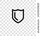 shield icon from miscellaneous...   Shutterstock .eps vector #1424035820