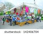 ravenna  italy        may 5 ... | Shutterstock . vector #142406704