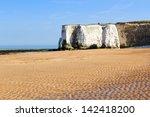 Botany Bay Beach At Broadstair...