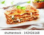close up of a traditional... | Shutterstock . vector #142426168