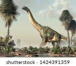 Brachiosaurus Was A Sauropod...