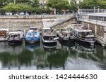 paris  france   may 21  2019 ... | Shutterstock . vector #1424444630