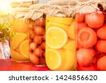 Homemade Fruit And Vegetable...