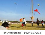 jakarta  indonesia   july 22 ...   Shutterstock . vector #1424967236