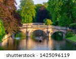 Traditional Old Stone Bridge In ...