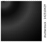 speaker grille background. | Shutterstock . vector #142510429