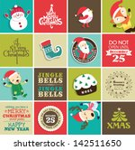 Christmas Design Elements For...