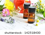 Essential Oils With Herbal...